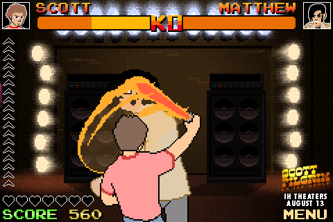 Screenshot Pilgrim's Punch-Out