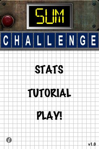 Screenshot Sum Challenge