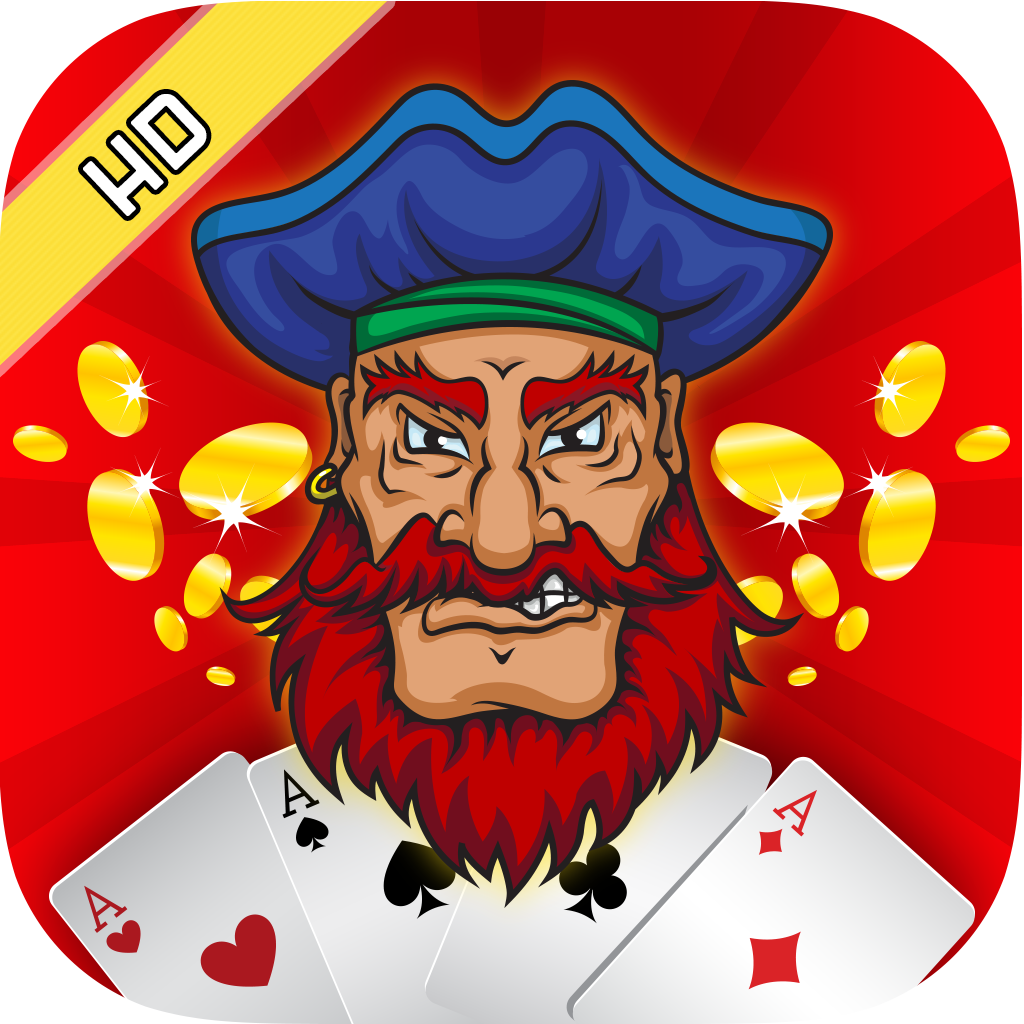 Blackjack HD - Pirate Pocket Aces
