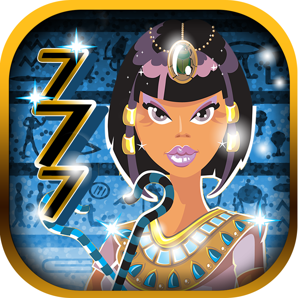 A Pharaoh's Queen Slots - Way To The Nile Slot Machine With Bonus Prize Wheel Game HD / Gratis